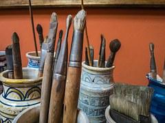 strumenti dei pittori