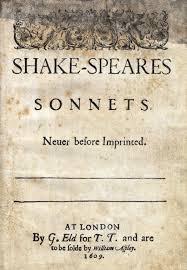 i-sonetti-del-1609