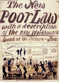 """Riflessi del """"primo"""" Welfare: dalla Poor Law alla disoccupazione di massa"""
